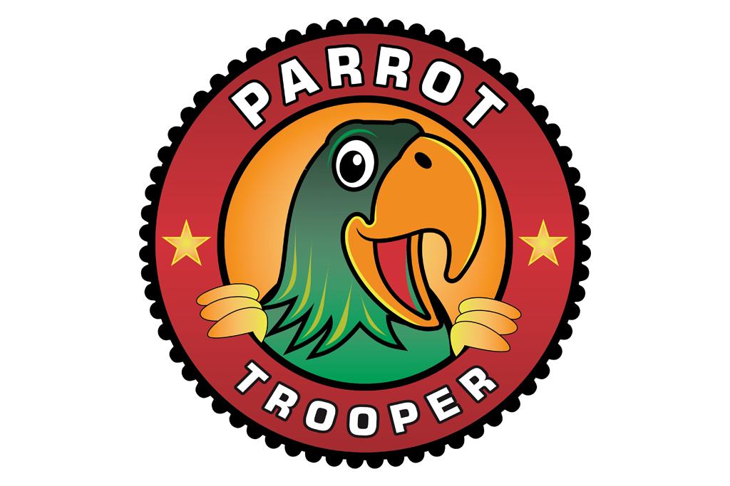 Parrot Trooper